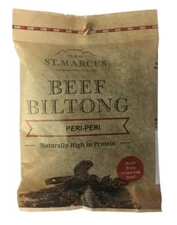 St Marcus Biltong - Peri Peri Beef (35g)