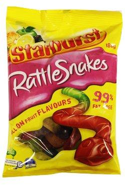 Starburst Rattlesnakes (180g)