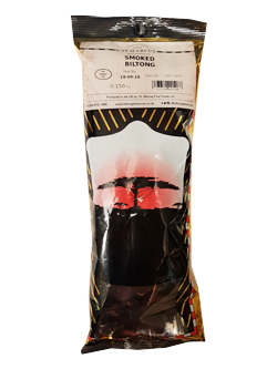 St Marcus Biltong - Smoked Beef (150g)