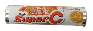 Super Cs Orange (12 Pieces)