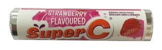 Super Cs Strawberry (12 Pieces)