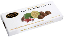 Supremely Gourmet Chocolates - Feijoa (10pk)
