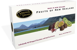 Supremely Gourmet Chocolates - Fruits of NZ (10pk)