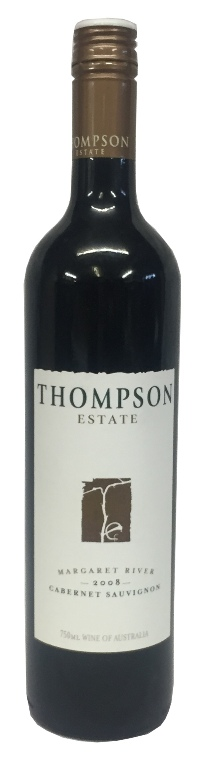 Thompson Estate Cabernet Sauvignon 2008 (750ml)