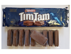 Arnotts Tim Tam - Double Coated **DISCOLOURED** (200g)