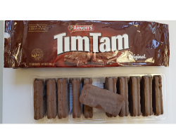 Arnotts Tim Tam - Original **DISCOLOURED** (200g)