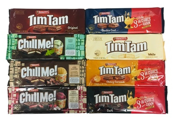 Tim Tam Selection - 8 Different Flavours
