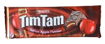 Arnotts Tim Tam - Toffee Apple Flavour (165g)