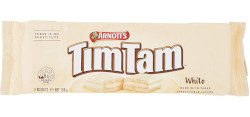 Arnotts Tim Tam - White (165g)