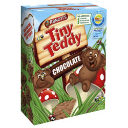 Arnotts Tiny Teddy - Chocolate (200g)