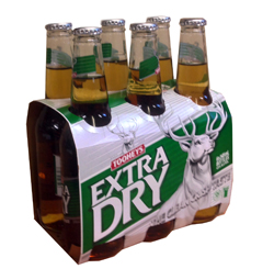 Tooheys Extra Dry (6 x 345ml bottles)