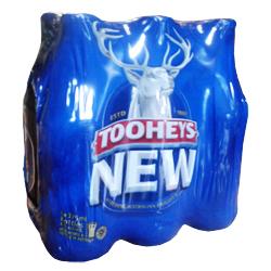 Tooheys New (6 x 375ml bottles)