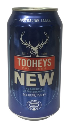 Tooheys New (375ml Can)