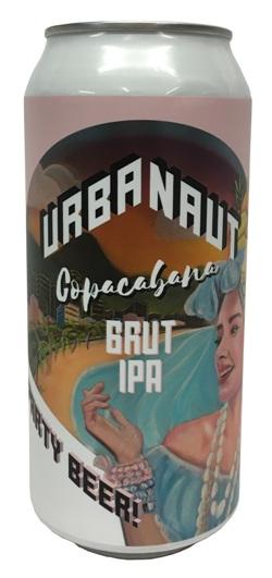 Urbanaut Copacabana Brut IPA (440ml)