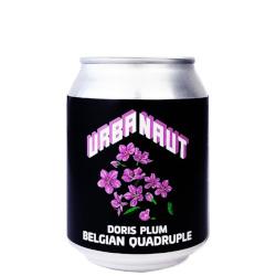 Urbanaut Doris Plum Belgian Quadruple (250ml)