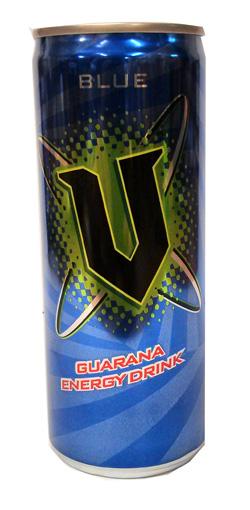 Guarana Blue Energy Drink   New Zealand Drinks