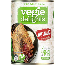 Vegie Delights - Nutmeat (415g)