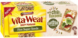 Arnotts Vita Weat - Five Super Seeds (250g)
