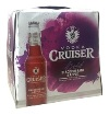 Vodka Cruiser - Blackcurrant & Apple (12 x 275ml bottles)