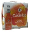 Vodka Cruiser - Mango Raspberry (12 x 275ml bottles)