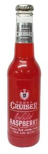 Vodka Cruiser - Raspberry (275ml bottle)