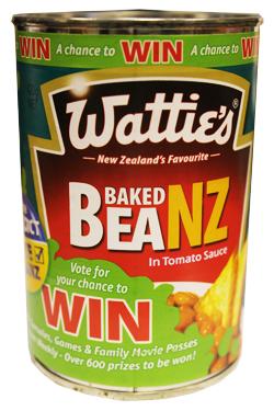 Watties Baked Beans (420g)