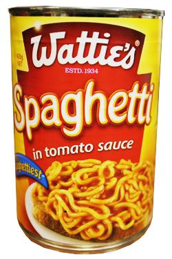 Watties Spaghetti (420g)