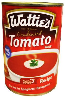 Watties Condensed Tomato Soup (420g)