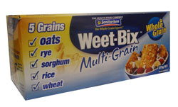 Sanitarium Weet Bix Blends - Multigrain (575g)