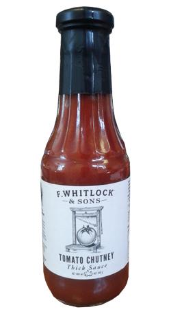 Whitlocks Tomato Chutney Thick Sauce (440g)