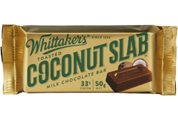 Whittakers Coconut Slab (50g)