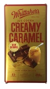 Whittakers Creamy Caramel Block (250g)