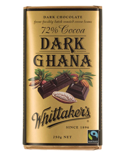 Whittakers Dark Ghana (250g)