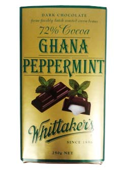 Whittakers Ghana Peppermint (250g)