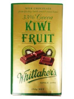 Whittakers Kiwi Fruit 250g
