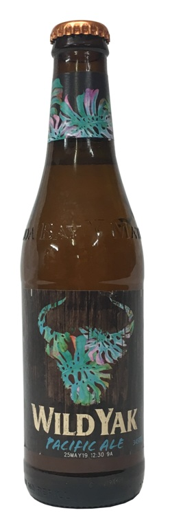Matilda Bay Wild Yak Pacific Ale (345ml bottle)