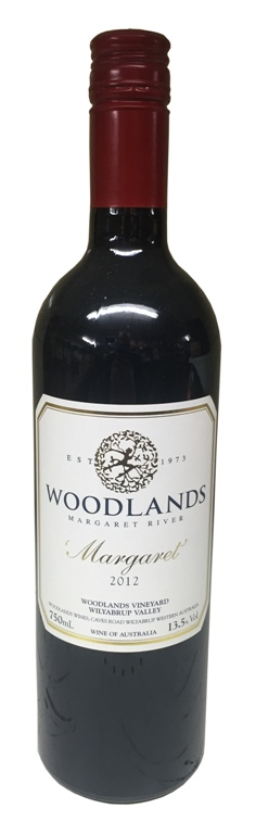 Woodlands Margaret 2014 - Reserve Cabernet Merlot Malbec (750ml)