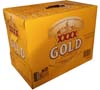 XXXX Gold Lager (30 x 375ml cans)