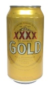 XXXX Gold Lager (375ml Can)