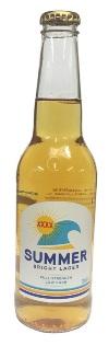 XXXX Summer Bright Lager (330ml bottle)