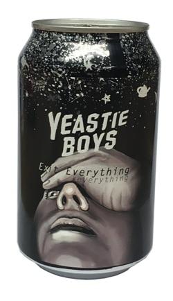 Yeastie Boys Exit Everything (330ml)