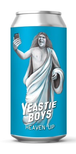 Yeastie Boys Heaven Up (440ml)