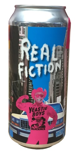 Yeastie Boys Real Fiction (440ml)