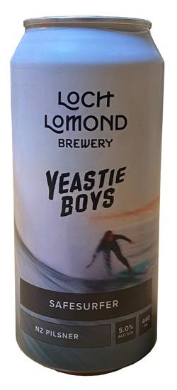 Yeastie Boys + Loch Lomond Brewery - Safesurfer (440ml)