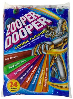 Zooper Dooper - Cosmic (24 x 70ml)